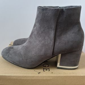 Avery & Sage BZ43B0020 Ankle Boots Grey Size 6